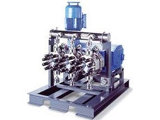 LEWA M800 high pressure diaphragm pump