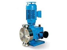 LEWA ecodos series of metering pumps from Petrenee