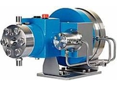 Chemical injection metering pump