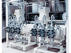 LEWA power diaphragm pumps for high pressure processes