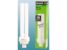 Philips Master PL lamps .... long life and brightness.