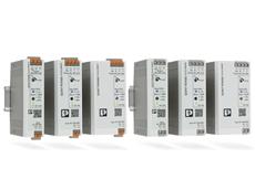 Phoenix Contact's QUINT4 power supplies