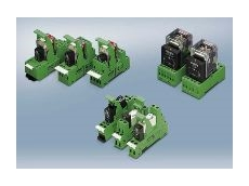 The new industrial relay range from Phoenix Contact.