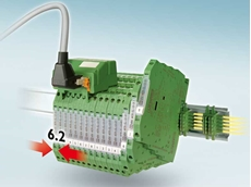 The highly-compact Mini Analog signal conditioners have a design width of just 6.2mm
