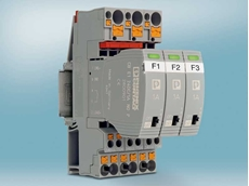 A key advantage of electronic circuit breakers is the precise tripping in the event of an error