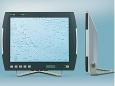 VMT 7000 series panel PC with sunlight readable display