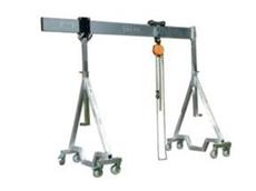 Moveable gantry crane