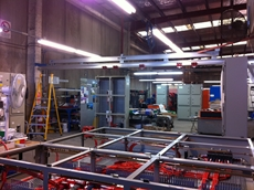 Monorail - 1000kg Capacity