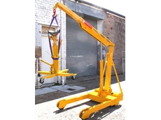 Phoenix Lifting showcases its range of cranes for all lifting jobs