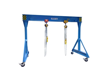 Cranes and crane attachments