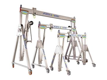 Porta-Gantry Cranes