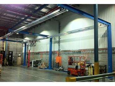 Phoenix Gantry Crane Systems