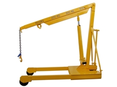 Tailored Floor Crane Solutions from Phoenix Lifting