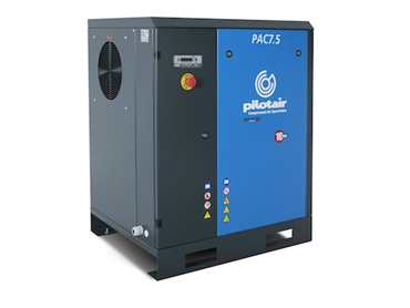 Pilot Air PAC Series Rotary Screw Compressor PAC 75