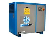 Pilot Air DCR/DCR-VS Rotary Screw Compressors