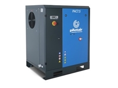 Pilot Air PAC Series Rotary Screw Air Compressor - PAC 5
