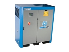 Pilot Air Rotary Screw Air Compressor - DCR 160