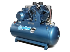 Pilot Air Three Phase Reciprocating Air Compressor