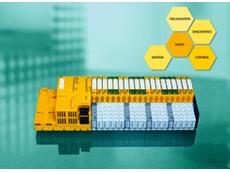 Pilz Australia's Automation Sytem PSS4000 for control and visualisation tasks