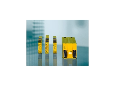 Easy to use safety relays