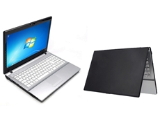 DreamBook Power W76-0C i5 notebook computer