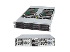 DreamMicro Power 2x Twin Server 2U 6026TT-TF/HTRF Node