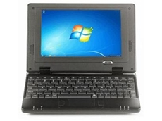 The DreamBook Lite E79 internet device is compact and weighs just 0.80kgs