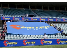 The naming of Pirtek Stadium in Parramatta