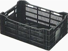 Economical plastic crates