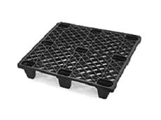 P2G110: affordable lightweight plastic pallet for export