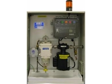The STS 6000 fuel filtration system
