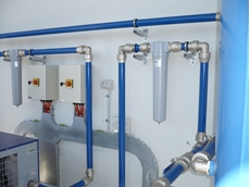 Infinity Aluminium Pipe & Fittings from Pneumatics Direct