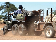 Polaris 2011 Sportsman 800 Big Boss 6X6 ATV