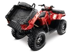 Sportsman X2 550 all terrain vehicles