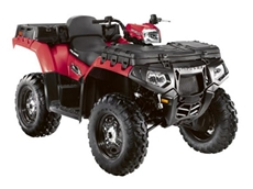 2010 Sportsman X2 550 ATV