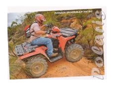 Sportsman 500 HO put to the ATV Action test.