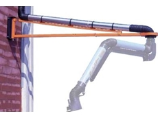 Crane arm extensions available from Polex Environmental Engineering