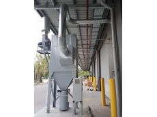 Dust & Fume Extraction Systems at UTS Feit Off-Site Facilty, March 2018