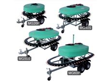 Mobile Gravity Calf Milk Feeders from Polymaster