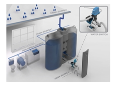 Polymaster slimline rainwater tanks