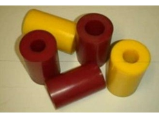 Polyurethane cast bushes