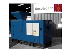 Recycling and waste reduction machinery from Polymac