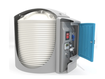 Heavy Duty Bunded Bluemaster™ Fuel Dispensing Stations