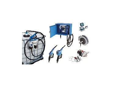 Adblue™ dispensing accessories for efficient industrial refuelling