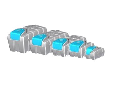 Dieselmaster™ Ute Packs™ for portable refuelling of equipment