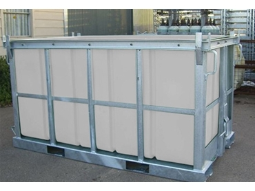 Liner Bins provide a durable solution to hazardous goods containment