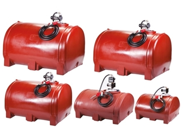 Bulk Diesel Transfer Units for Heavy Plant and Machinery Applications