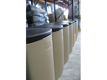 200L Capacity Modular Bins are weather and vermin proof