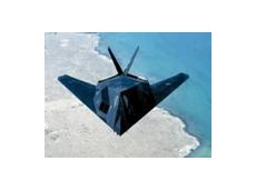 The Stealth Bomber relies on composites