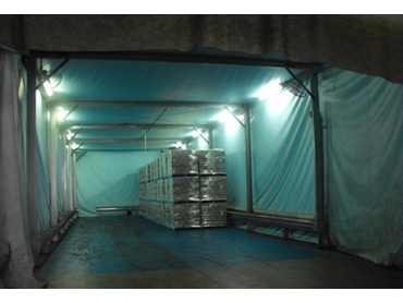 Industrial Polytex Tarps are ideal for construction applications